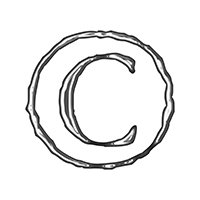 The copyright law sort of explained